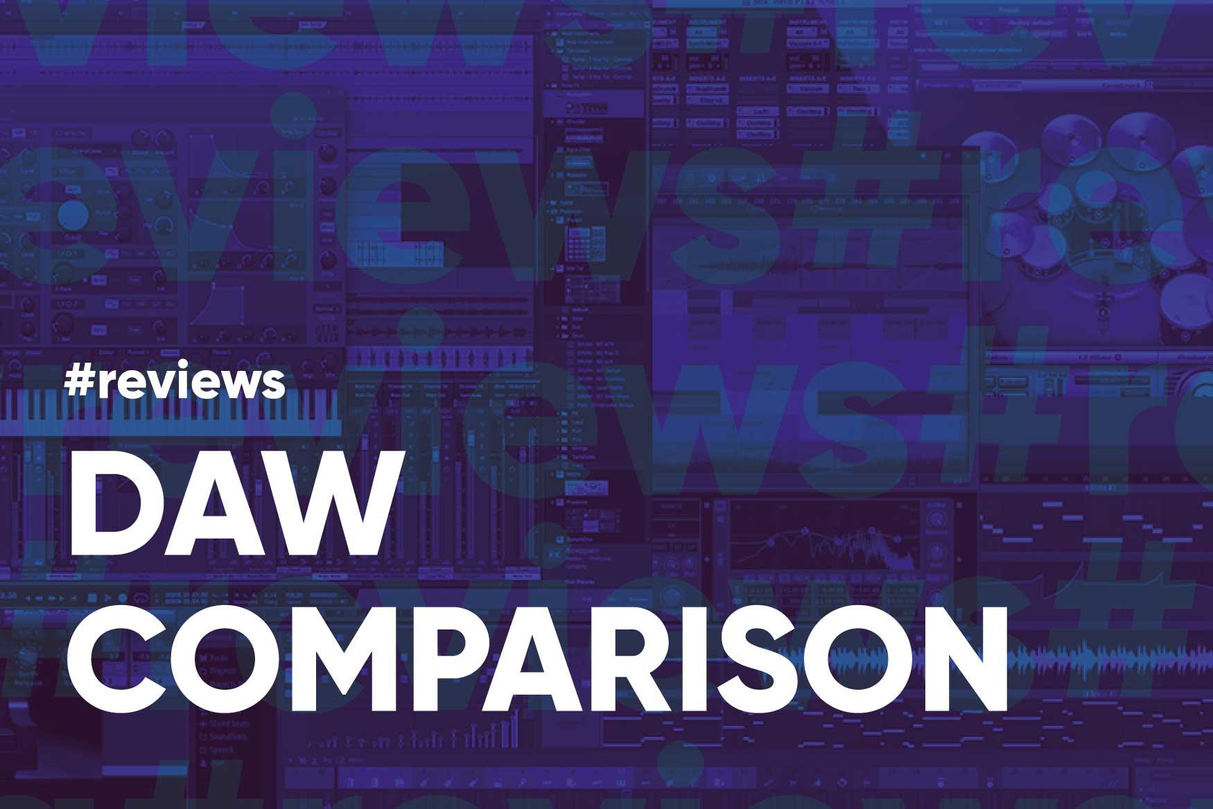 Daw-Comparison